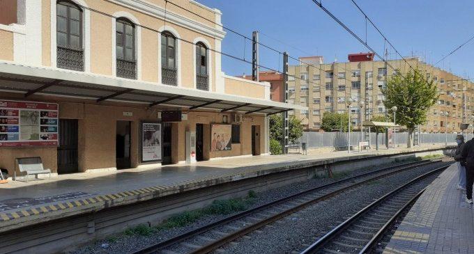 La Generalitat instal·larà l'obertura i tancament centralitzat d'edificis en altres quatre estacions de superfície de Metrovalencia