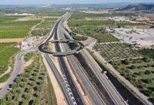 Finalitzen les obres d'ampliació de l'Autovia del Túria després d'una inversió de 35 milions d'euros