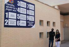 Museros instala un panel en el polideportivo municipal con las normas del deporte