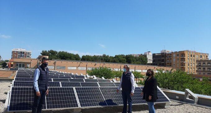 Firme apuesta del Ayuntamiento de Almussafes por las energías renovables