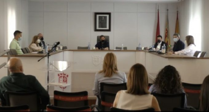 El plenari municipal de Xàtiva aprova la concertació d'un préstec d'inversions en 2021 per valor de 3,56 milions d'euros