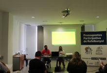 La segona edició dels pressupostos participatius de Rafelbunyol serà de caràcter social