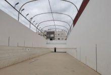 Finalitzen les obres de reforma en el Trinquet Municipal Jose María Veguer de Torrent