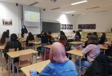 La regidoria de Joventut reprén les xerrades informatives als diferents centres educatius de la ciutat
