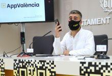 L'Ajuntament de València renova l'aplicació APPValència amb la personalització dels seus continguts