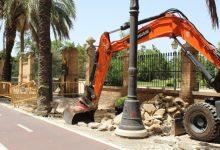 Comencen les obres de restauració dels paviments de diversos trams de carrers de València