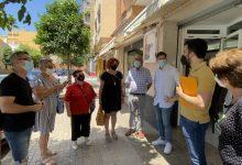 Orriols será uno de los barrios prioritarios en las inversiones de Urbanismo