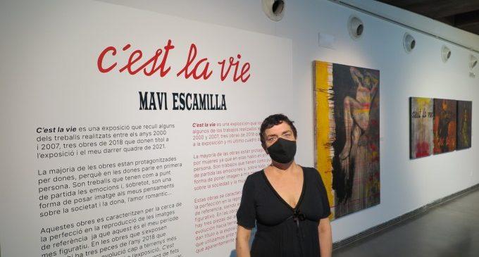 'C'est la vie', mostra en clau femenina de Mavi Escamilla en el MuVIM