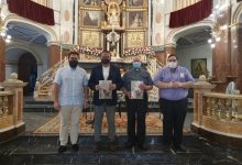 Sueca celebra el tricentenario de la primera piedra de la iglesia de San Pedro