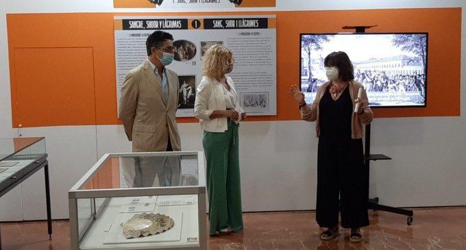 Amoraga propone que los archivos se acerquen a la sociedad con exposiciones que muestren sus fondos