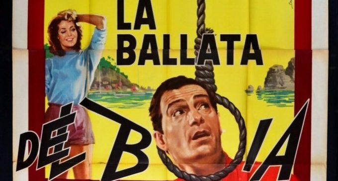 Cultura de la Generalitat presenta en la Filmoteca de València 'La ballata del boia', la versió italiana d''El verdugo' de Berlanga