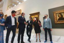 """Marzà: """"El Museo de Bellas Artes de València ya exhibe en la sala principal el retrato pintado por Botticelli"""""""