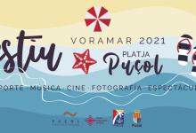 """Al juliol i agost, torna a Puçol """"Estiu Voramar"""" amb cinema, teatre, música, exposicions, astronomia, esports…"""