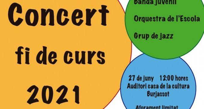 El 27 de juny torna l'Agrupació Musical Los Silos a l'Auditori a la Casa de Cultura de Burjassot