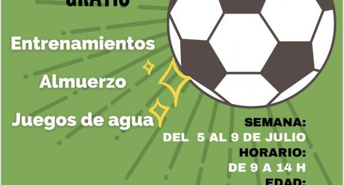 L'Ajuntament de Paterna i el CF Casas Verdes organitzen l'IV Campus de Futbol Barri de la Coma