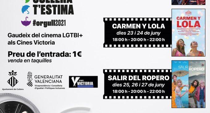 Cinema a Cullera per commemorar la setmana LGTBI+