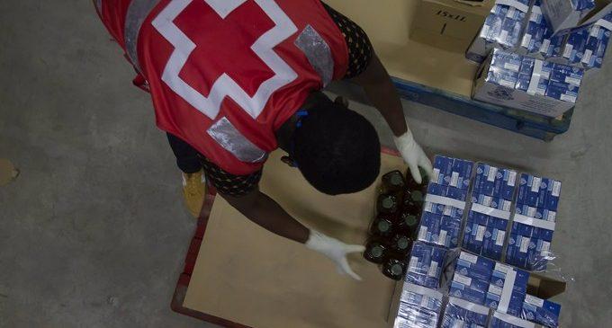 Creu Roja distribuirà en la Comunitat més d'1,2 milions de quilos d'aliments a quasi 67.000 persones vulnerables