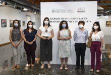 L'Associació de Pintors Artístics de Paiporta exposa els seus quadres al Museu de la Rajoleria