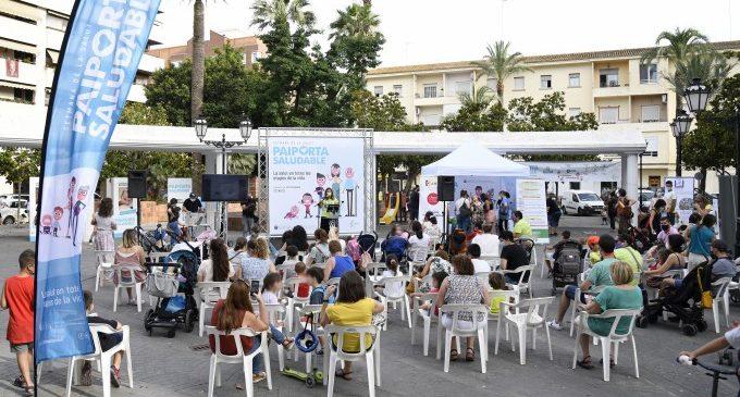La Semana de la Salud de Paiporta continúa con la jornada dedicada a la edad adulta