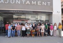 Minut de silenci a Sedaví contra la violència de gènere
