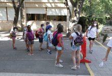 Casi 700 niños y niñas han empezado hoy la Escuela de Verano en Paterna