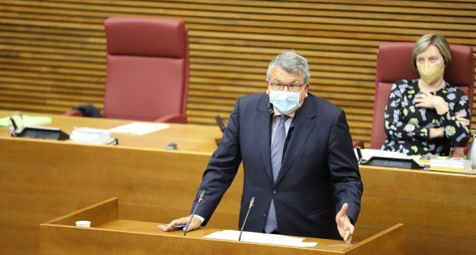Cs pide vacunar a los valencianos de Erasmus antes de trasladarse a los destinos europeos asignados