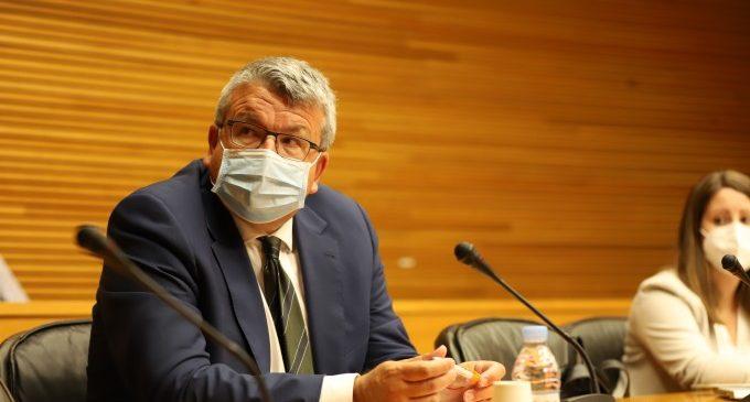 """Cs considera un """"frau"""" el nou pla d'infraestructures sanitàries i exigeix explicacions a Barceló en les Corts"""