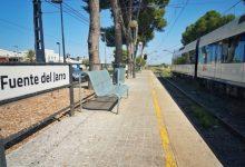 Finalizan los proyectos de la nueva parada y duplicación de vía en Fuente del Jarro y el punto de cruce de La Vallesa de Metrovalencia