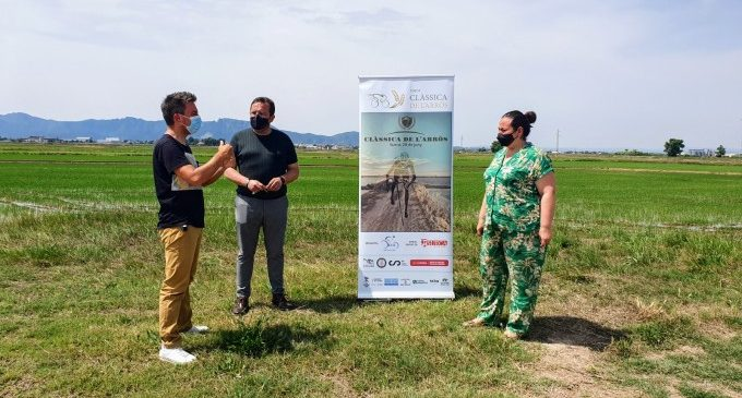 Mujeres ciclistas de hasta quince nacionalidades disputarán en Sueca la Clàssica de l'arròs