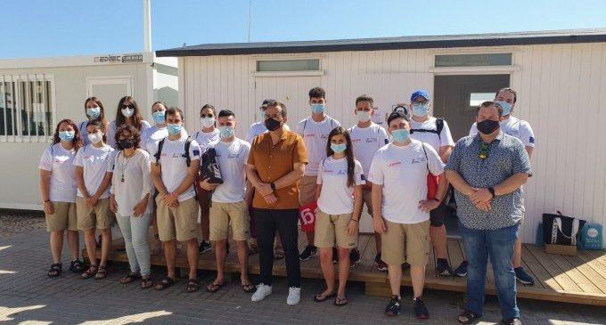 Sueca gaudeix ja de la temporada estival amb la incorporació del personal de Platges Segures