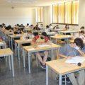 Més de 350 estudiants s'examinen a Ontinyent de les proves d'accés a la Universitat