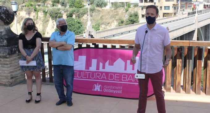 """Ontinyent presenta una nueva edición de """"Cultura de Barrio"""" con 21 actividades en 30 días"""