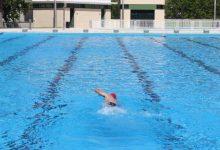 L'Aquatló d'Ontinyent i una jornada de portes obertes obrin la nova temporada de bany a la piscina municipal