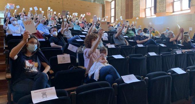 Iniciativa-Compromís acuerda convocar su Congreso para seguir marcando el rumbo de la política valenciana