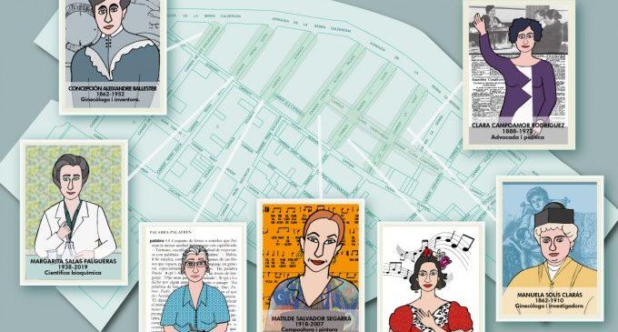 Los cuatro partidos de Rafelbunyol consensúan los nombres de seis calles dedicadas a mujeres relevantes