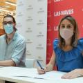 El CODiNuCoVa y Las Naves impulsarán acciones para conseguir una ciudad más saludable