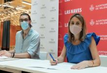 El CODiNuCoVa i Las Naves impulsaran accions per a aconseguir una ciutat més saludable