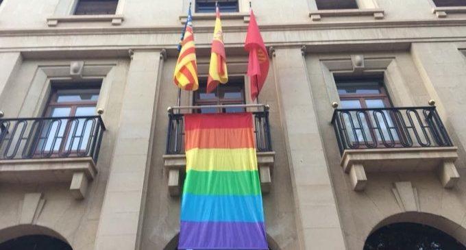 Xàtiva es prepara per a celebrar l'Orgull LGTBI+ 2021