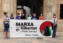 Catarroja se suma a la Marcha por la Libertad del Pueblo Saharaui