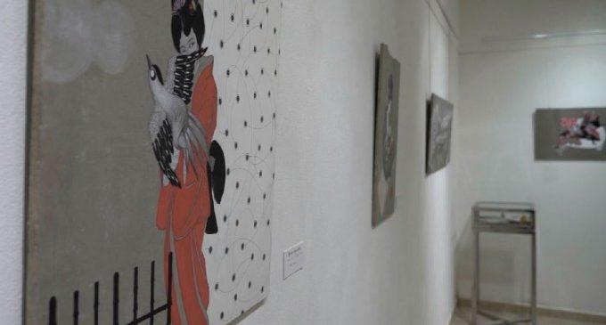 La ilustradora Mai Hidalgo expone su #MixCultures en la Sala Paulino Peris Guerola