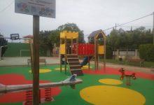 Meliana renova el parc infantil del Casó de Roca