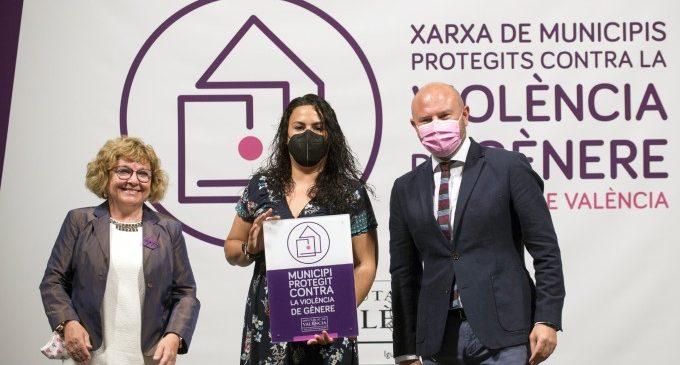 La Diputació compta ja amb més d'un centenar d'ajuntaments adherits a la seua Xarxa contra la violència masclista