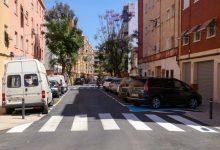 Acaben les obres de millora del carrer Nicolás Andreu a Torrent