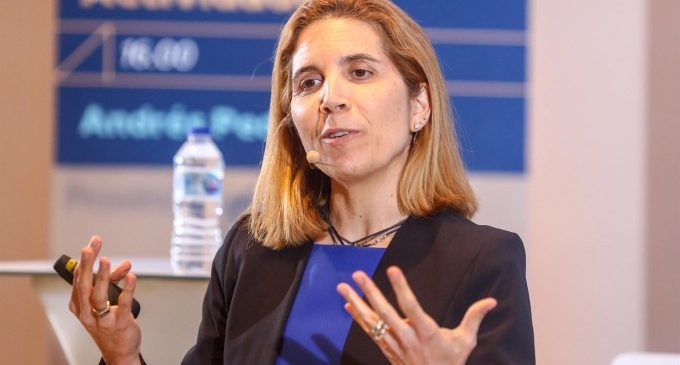 Nuria Oliver, primera espanyola a guanyar el premi Technical Leadership Abie