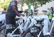 El servei de préstec de bicicletes elèctriques d'Ontinyent arriba als 6.000 serveis en 10 setmanes de funcionament