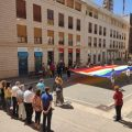 Alzira realiza una declaración institucional con motivo del Día Internacional del Orgullo LGTBIQ
