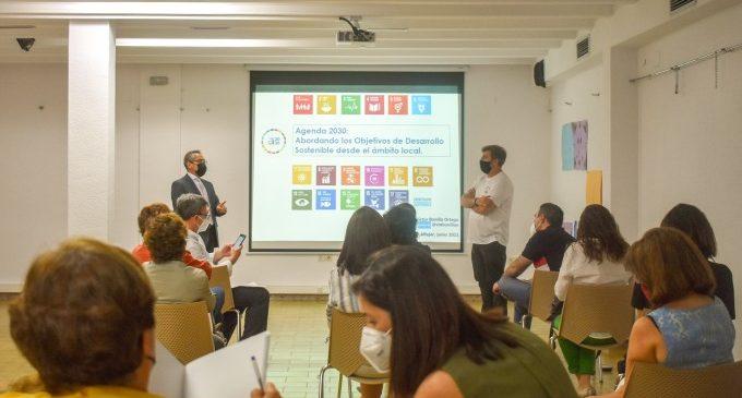 Alfafar prepara el seu Pla Estratègic Municipal per a liderar l'Agenda 2030