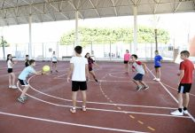 La Regidoria de Joventut i Esports programa un Campus d'Estiu gratuït al poliesportiu