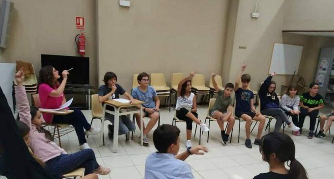 Paterna inicia el procés participatiu per a elaborar el I Pla d'Infància Municipal