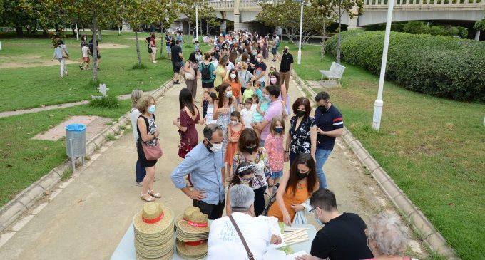 El barri de Montolivet tanca les ReTrobades 2021
